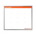 Kennzahlenboard - 1320mm x H:1120mm kundenindividuell bedruckt