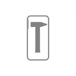 """Werkzeug-Sticker """"Hammer"""""""