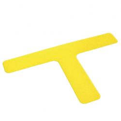 Bodenmarkierungs-Symbole strapazierfähig -T-Stücke