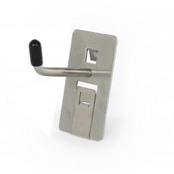 Werkzeughalter Werkzeughaken für Lochplatte Einzelhaken 50mm, VE 5Stk.