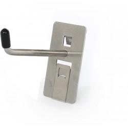 Werkzeughalter Werkzeughaken für Lochplatte Einzelhaken 75mm, VE 5Stk.