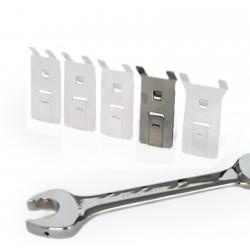 Schraubenschlüsselhalter aus Edelstahl, Größe: L, VE 5Stk.