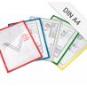 Infotaschen DIN A4 ohne Ausschnitt